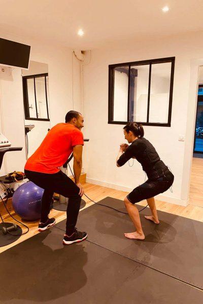 Coaching Studio du Temps EMS Miha Bodytec